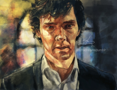 """Sherlock Reborn"" by abstradreams is licensed under CC BY-NC-ND 3.0"