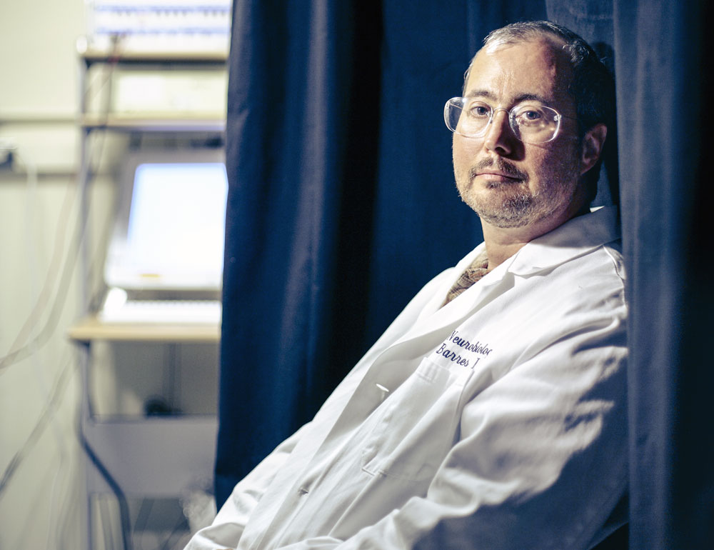 Dr. Ben Barres was a Stanford professor of neurobiology and a champion for the rights of minorities in STEM.