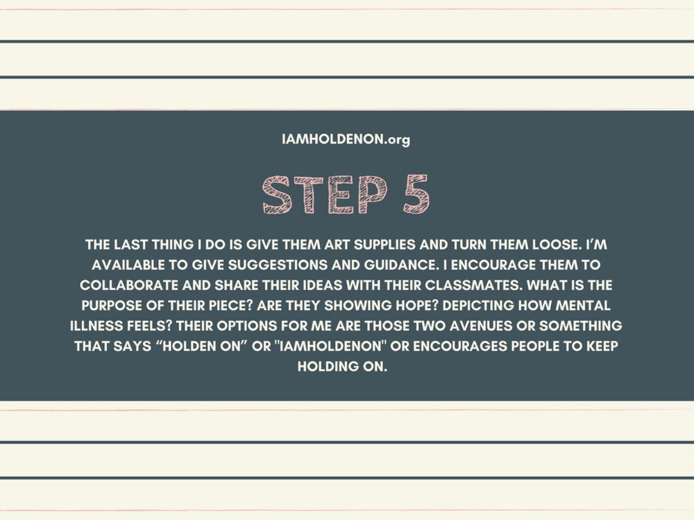 step 5 iamholdenon.png