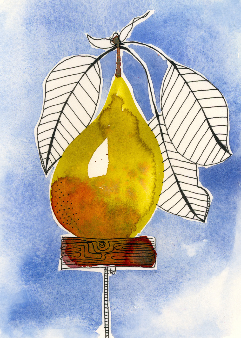 Pear on Pedestal.jpg