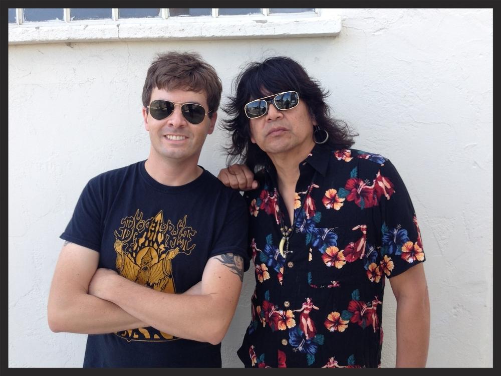 Pre-show with Javier Escovedo