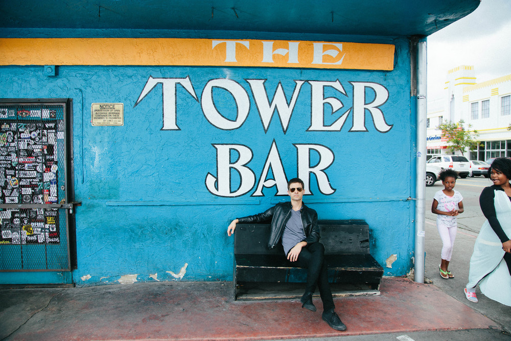 The historic Tower Bar on University Avenue in City Heights hosts everything from punk shows to sewing parties, and quite a bit in-between.