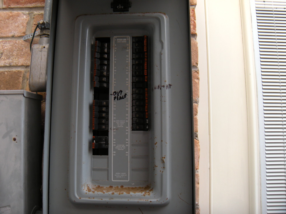The Old Fuse Box