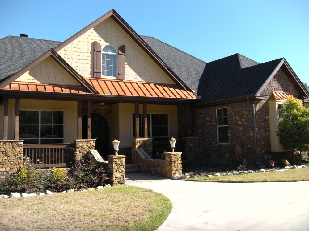Our new house.