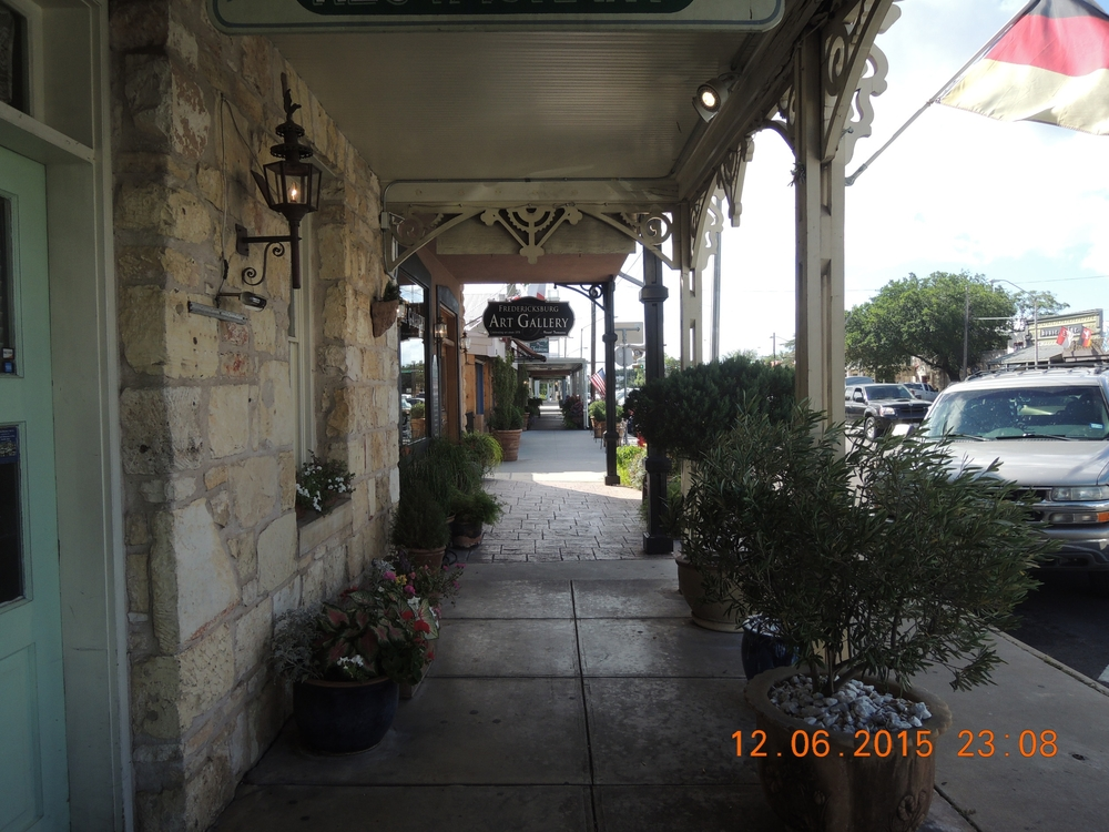 Main Street, Fredericksburg