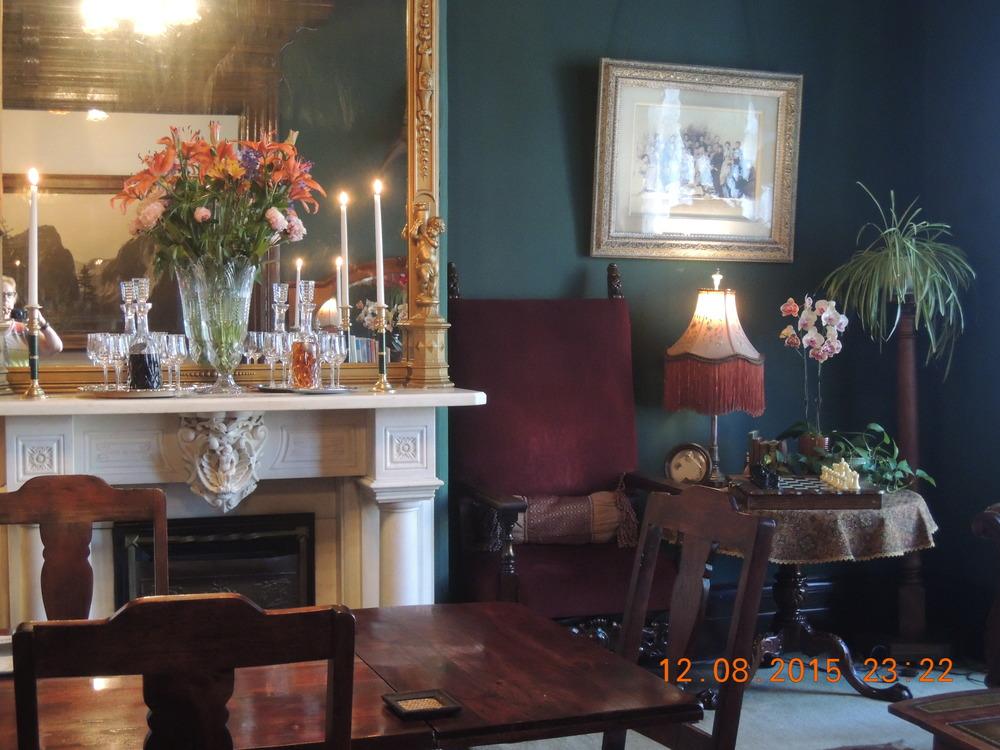 The parlor of Inn San Francisco