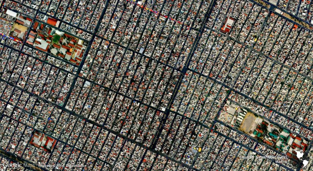 Cuidad Nezahualcoyotl, Mexico