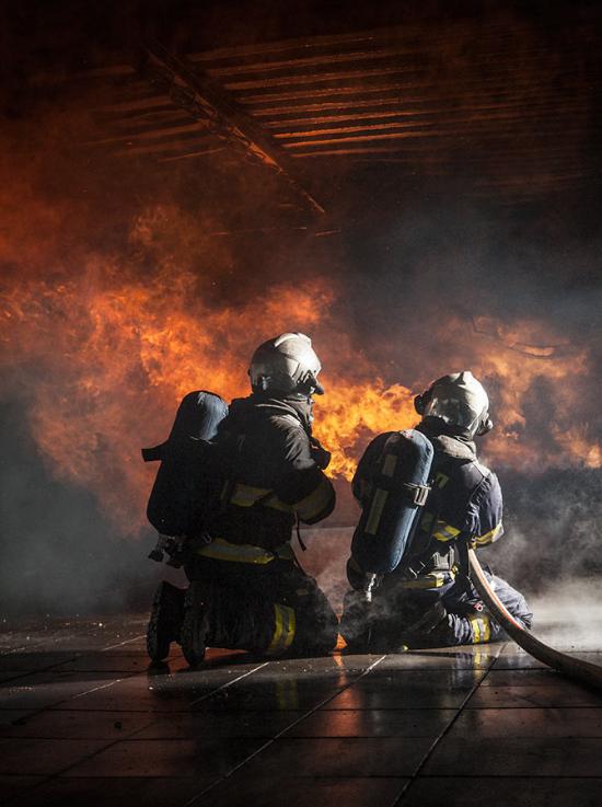 Brandbekämpfung - Tschechien, Holland & Deutschland
