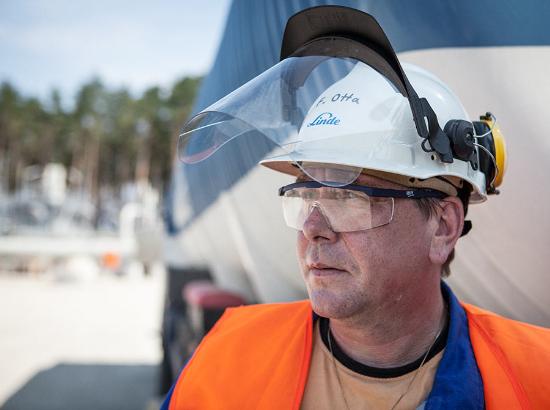 Baltic Sea Pipeline - Lubmin