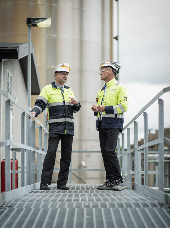 Industriegas - Göteborg & Stockholm