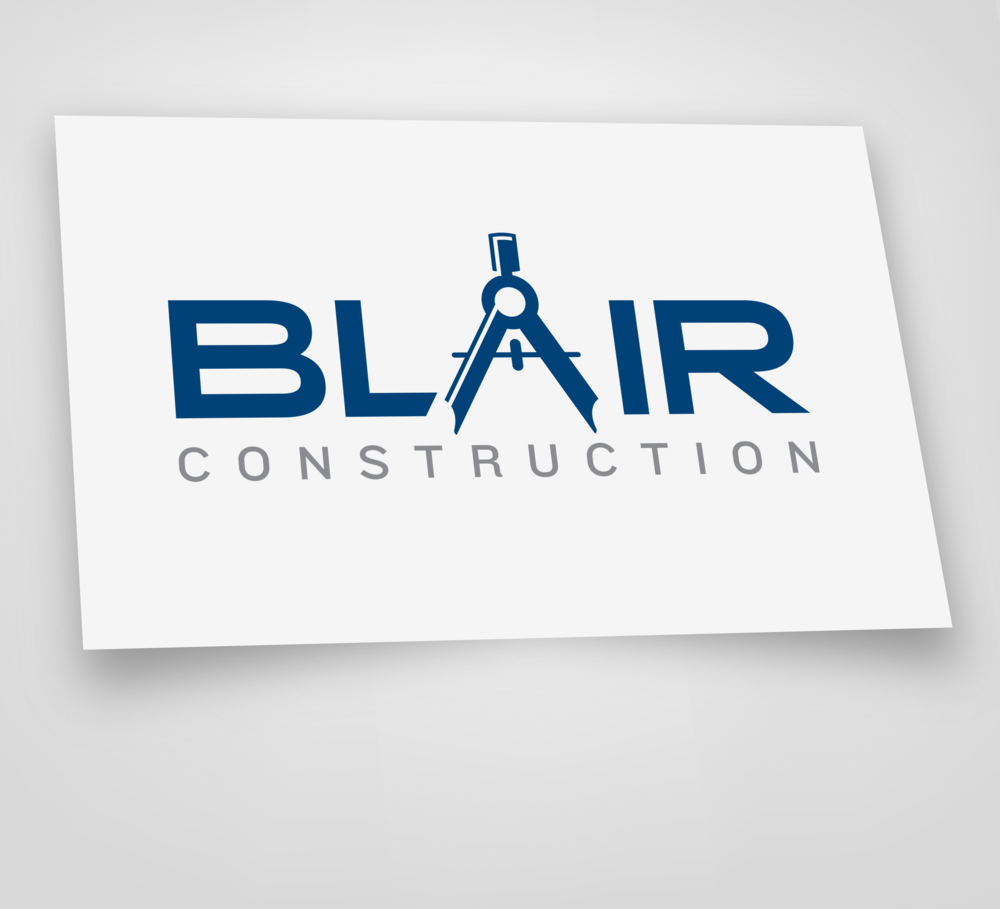Logo Design for Blair Construction