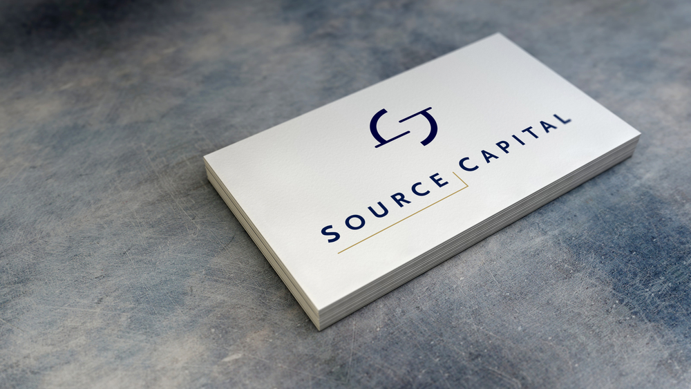 Logo Design for Source Capital