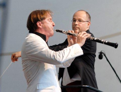 Strauß, Oboenkonzert mit Albrecht Mayer