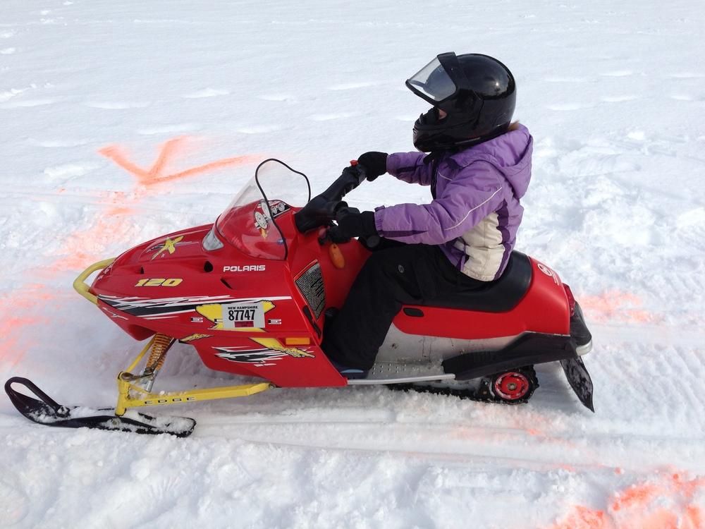 Mini Snowmobiles