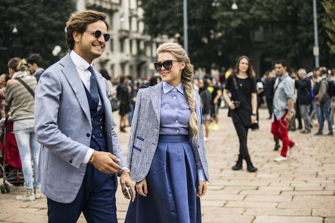 GRAZIA RUSSIA| SEPTEMBER2014 http://graziamagazine.ru/fashion/news/nedelya-mody-v-milane-street-style-chast-4/