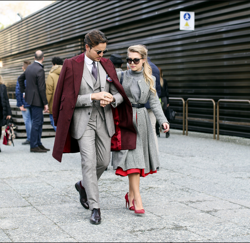 NEW YORK TIMES | JANUARY 2015 http://www.nytimes.com/2015/01/20/fashion/street-style-at-pitti-uomo-in-florence.html?_r=1#