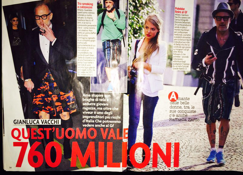 NOVELLA 2000/ CHI ITALIA | MARCH 2014