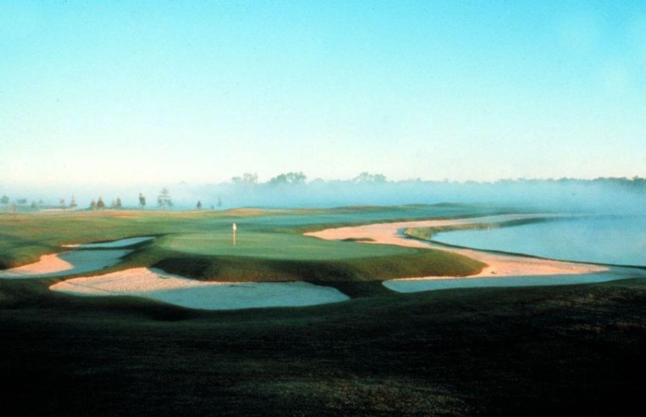 English Turn Golf & country club, New Orleans, la