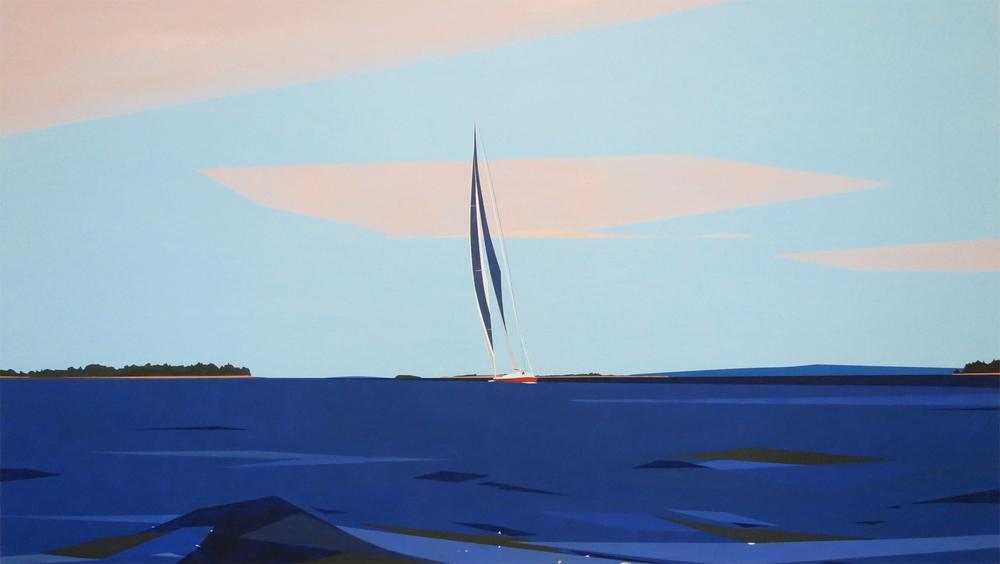 Boat Ride, Penobscot Bay