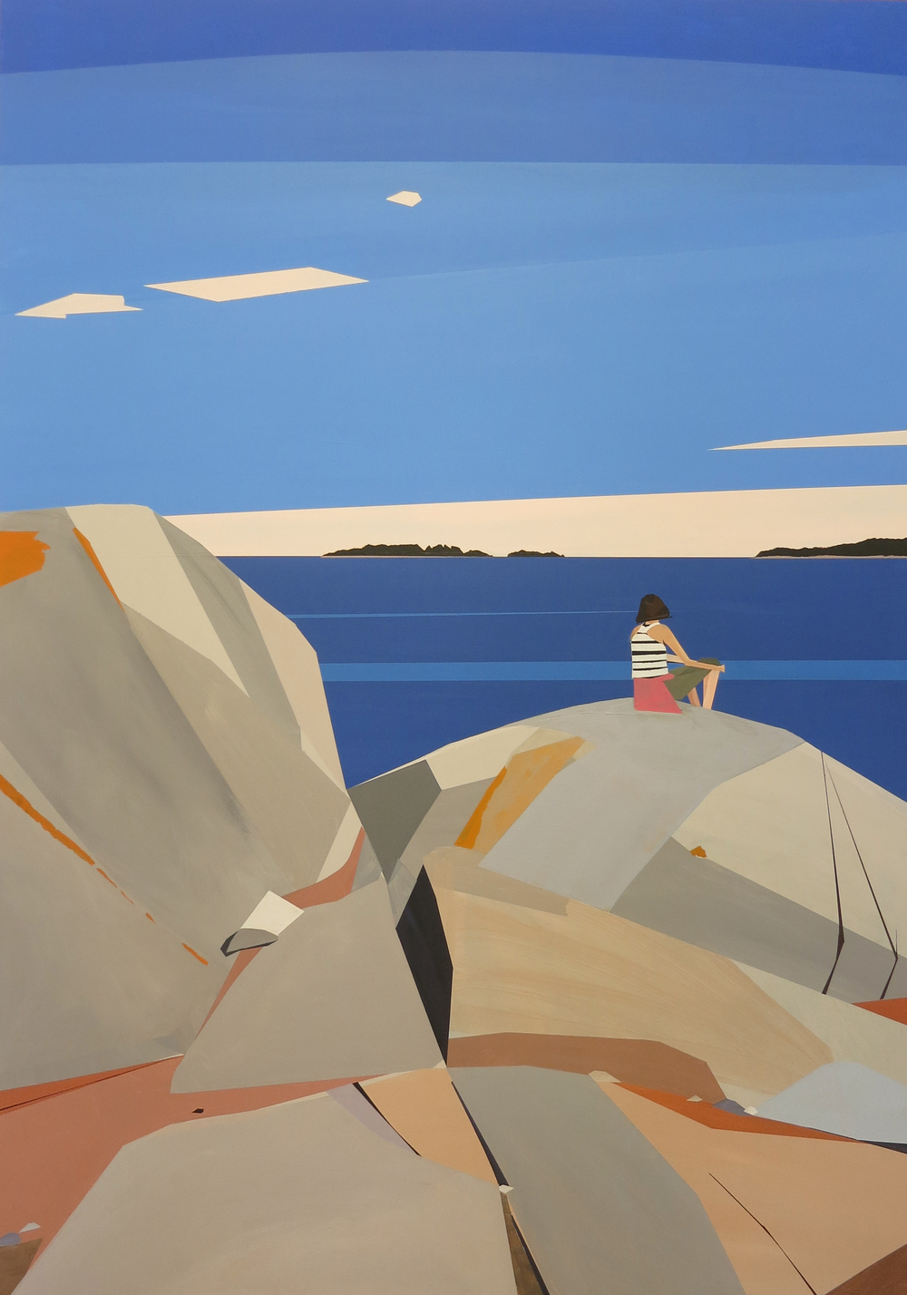 Molly, Birch Island
