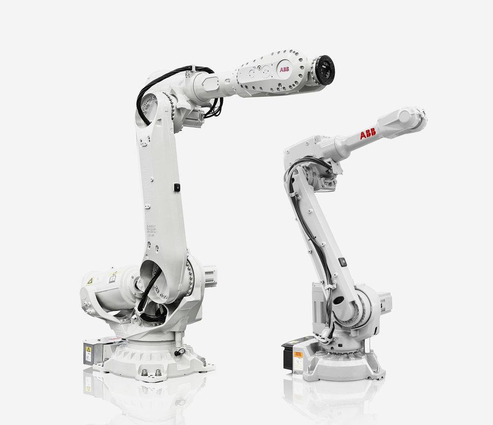 INDUSTRIROBOTAR - Vi säljer industrirobotar och vi offererar helaABB´s utbud. Fråga oss om en offert idag!