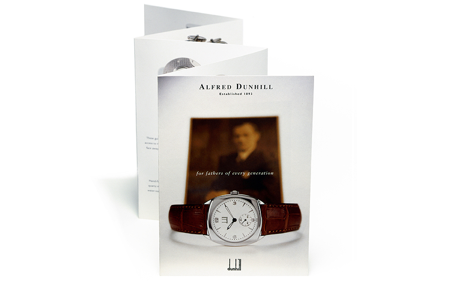 Alfred Dunhill Bounceback