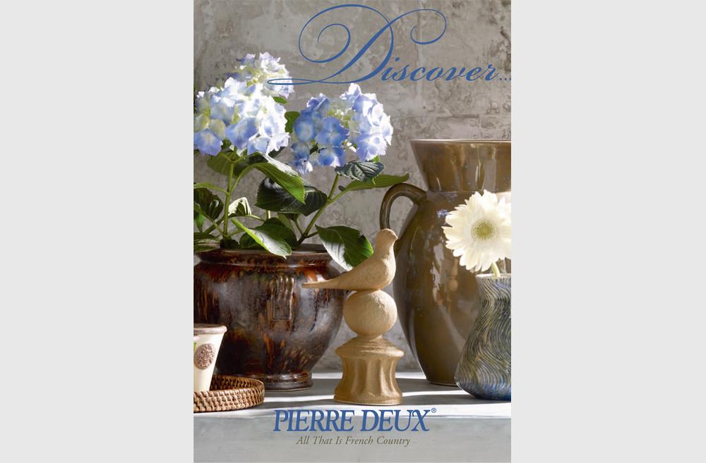 Pierre Deux Foldout Cover