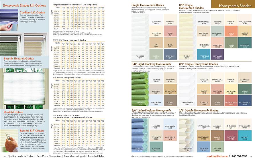 Great Windows Catalog Spread