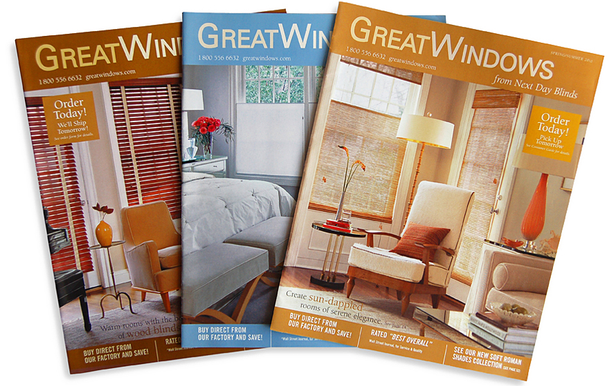 Great Windows Catalog Covers