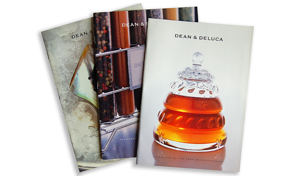 Dean&Deluca Catalog Cover