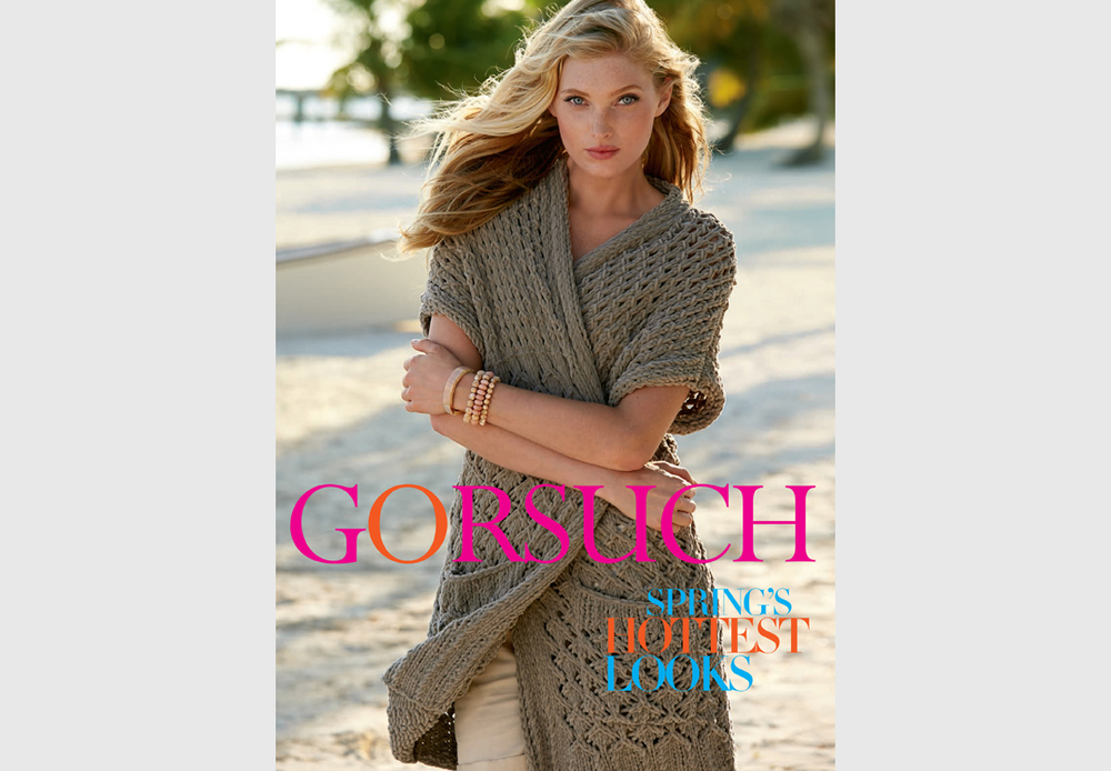 Gorsuch Catalog Cover