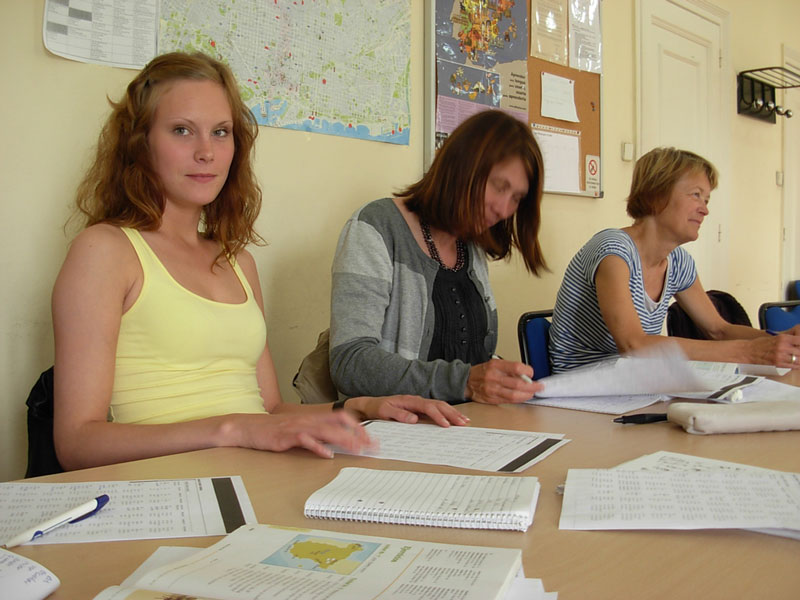 Läs Spanska för fortsättare hos Braheskolan och Internationella Skolrona Barcelona