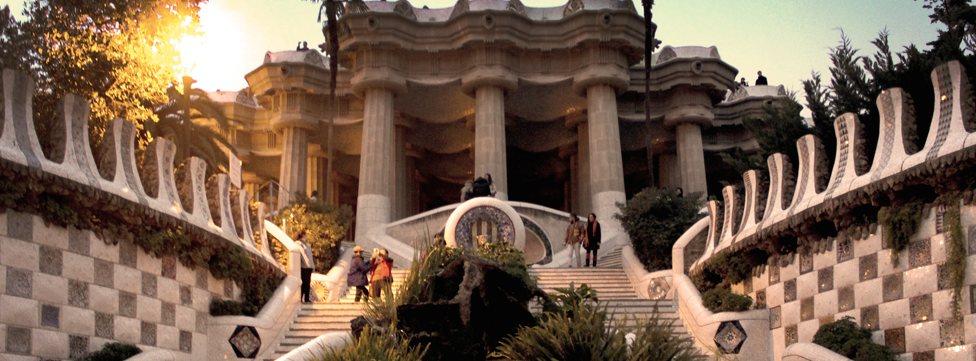 Parque Güell - Barcelona