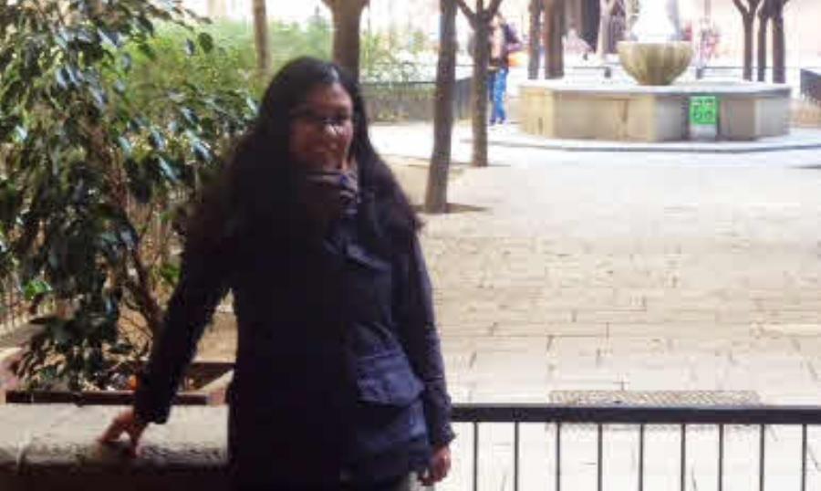 Mimmi i Plaza el raval