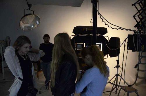Fotografi, studiefotografering i Barcelona