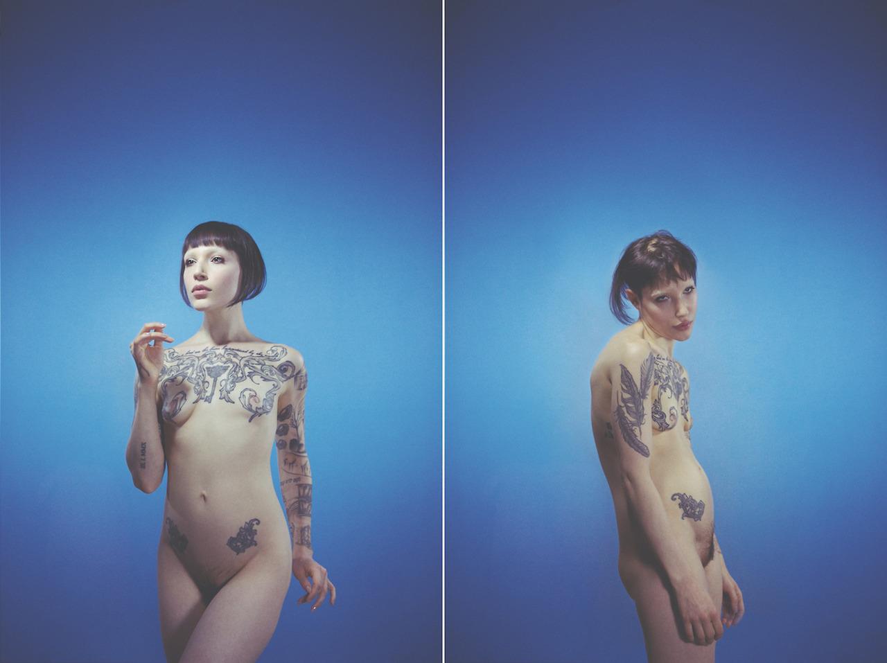 clara rae [Illusions of the Body] Photographer:Gracie Hagen