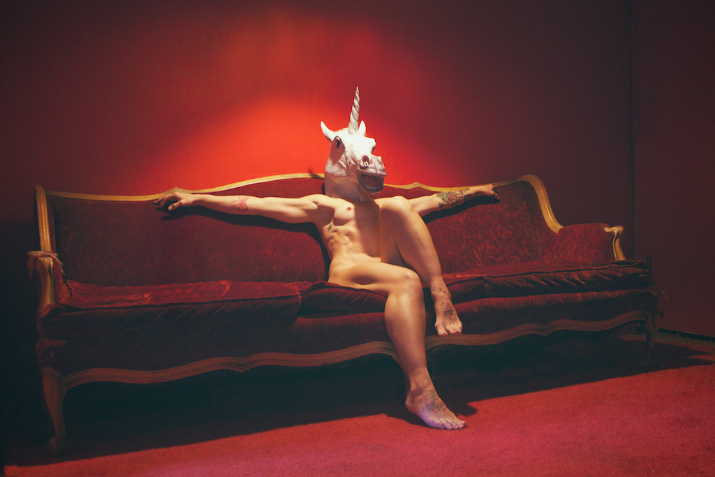 together now   Model: Tita Cupcake Du Jour    Photographer: Gracie Hagen