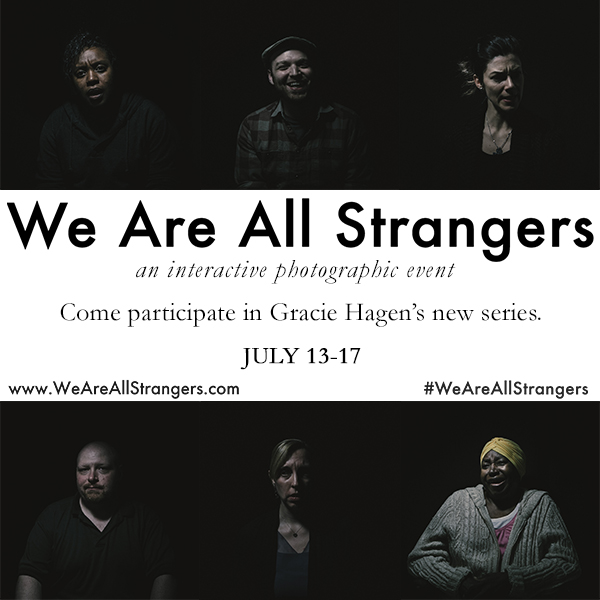 We Are All Strangers Gracie Hagen Teaser