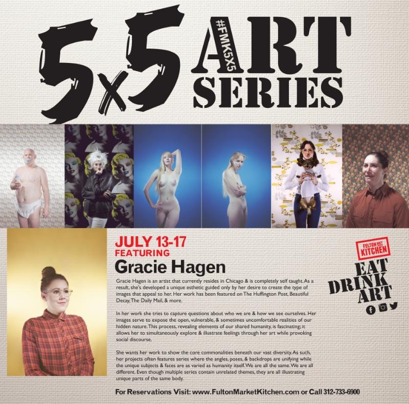Gracie Hagen 5x5
