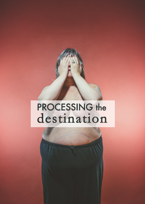 Processing the Destination by Gracie Hagen Cover
