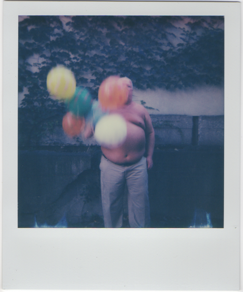 celebrate yourself - polaroid - gracie hagen - 2018