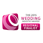 Regional Finalist at The Wedding Industry Award