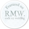 Featured on Rock my wedding blog