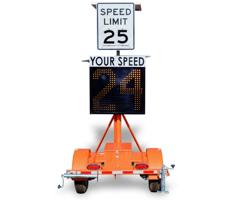 Radar Speed Trailer