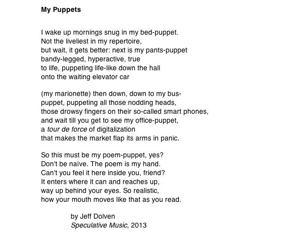 Poem of the Week: