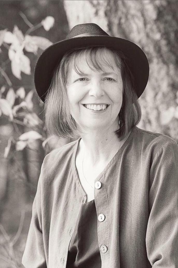 Novelist Bobbie Ann Mason
