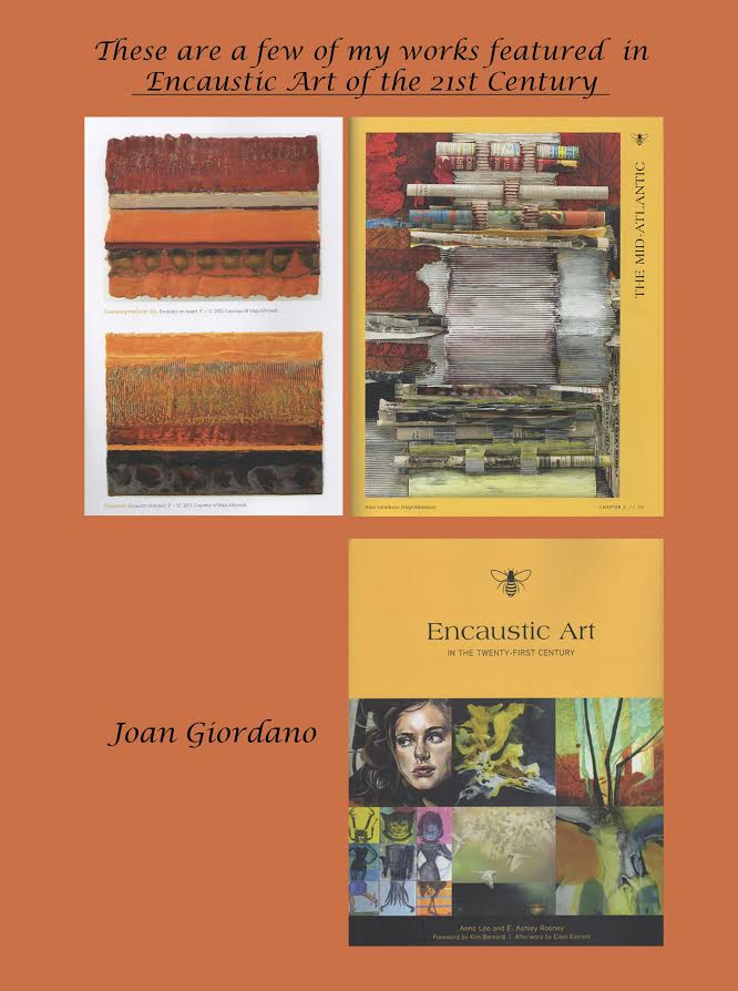 ENCAUSTIC ART IN THE TWENTY FIRST CENTURY