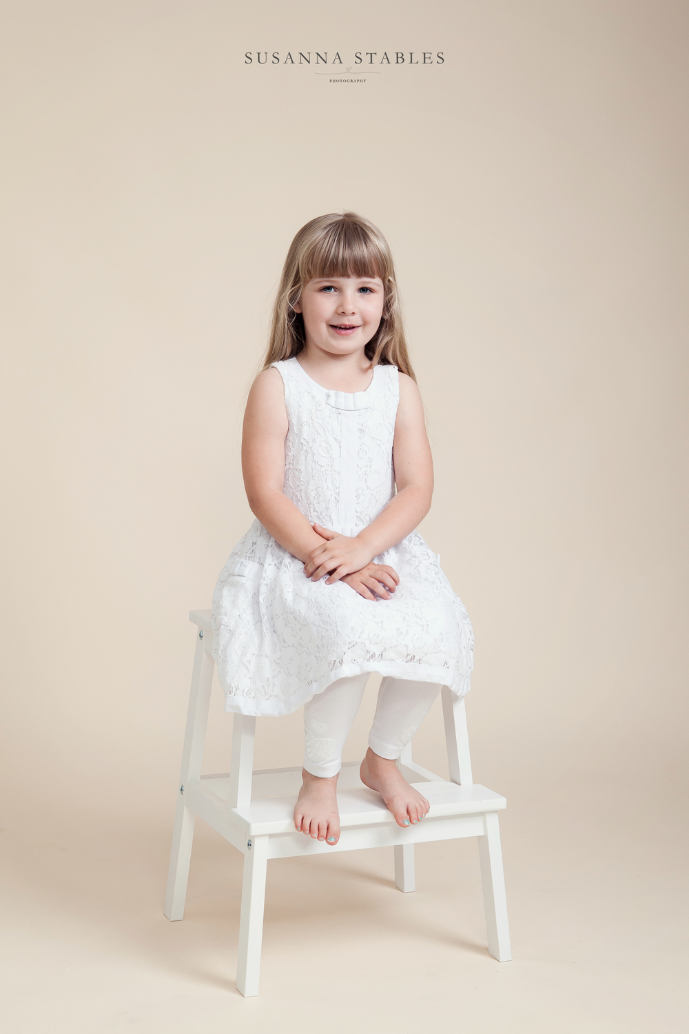 This little lady LOVED all the attention of her portrait session, she was a star!