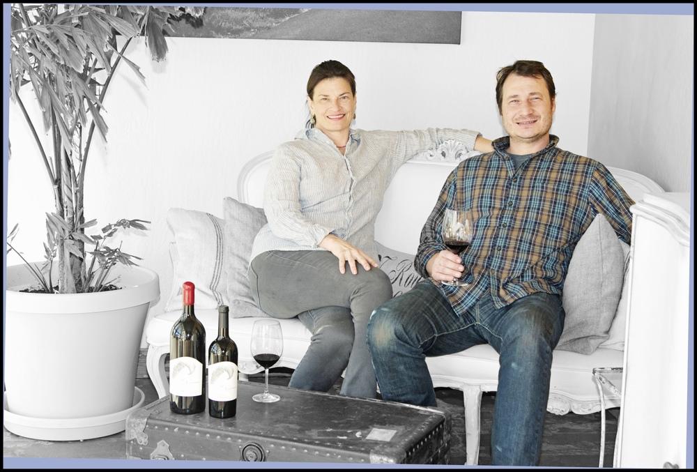 Y. Rousseau Wine Tasting Room