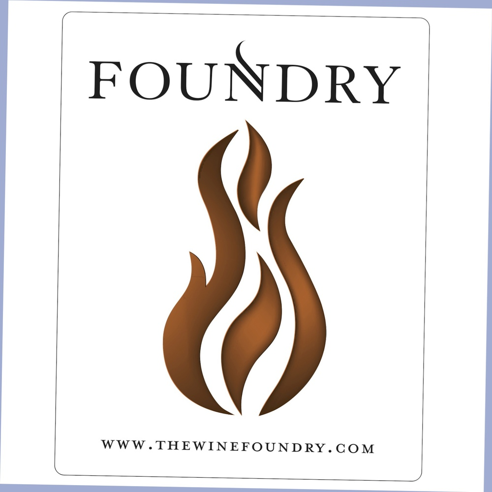 Wine Foundry Logo